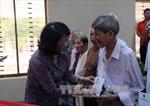 Phó Chủ tịch nước thăm, tặng quà gia đình chính sách tại Côn Đảo
