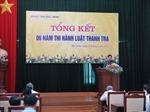Bắc Ninh: Thanh tra đúng yêu cầu, tiến độ, chất lượng