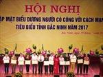 Bắc Ninh biểu dương người có công với cách mạng