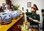 Thắp hương tưởng niệm các Đại tướng Quân đội nhân dân Việt Nam
