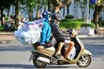 Thời tiết 29/7: Bắc Bộ nắng nóng, Trung và Nam Bộ có mưa dông