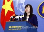 Việt Nam lấy làm tiếc về phát biểu của Người Phát ngôn Bộ Ngoại giao Đức