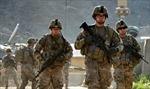 Mỹ tăng cường hơn 3.000 binh sĩ tới Afghanistan