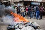 Căng thẳng bùng phát sau bầu cử tại Kenya