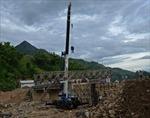 Khắc phục tình trạng chia cắt giữa trung tâm huyện Mường La với xã Nặm Păm