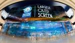 LG treo bảng hiệu OLED lớn nhất thế giới