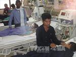 Ít nhất 64 trẻ sơ sinh tử vong tại bệnh viện Ấn Độ nghi do thiếu bình thở ô xy