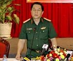 Tổng kết thực hiện Luật Thi đua, Khen thưởng trong quân đội
