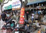 Ki-ốt quanh sân bay Tân Sơn Nhất 'bán đổ bán tháo' để trả mặt bằng