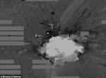 Biệt đội tiêm kích Anh thả tên lửa xé tan xe chở khủng bố IS thành ngàn mảnh