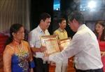 Truy tặng, trao tặng danh hiệu Bà mẹ Việt Nam anh hùng tại Quảng Trị và Tiền Giang