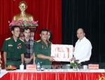 Thủ tướng Nguyễn Xuân Phúc thăm Xí nghiệp Thương binh Quang Minh, Hải Phòng
