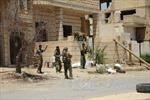 Quân đội Syria sắp phá vỡ vòng vây của IS tại thành phố Deir al-Zour