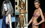 Christian Dior và Gucci ngừng sử dụng mẫu siêu gầy