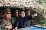 Lãnh đạo Triều Tiên Kim Jong-un lần đầu đe dọa sử dụng vũ khí xung điện từ 'xóa sổ' Mỹ