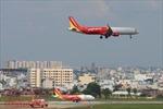 Dừng các chuyến bay Vietjet đi-đến các tỉnh miền Trung do bão