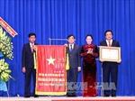 Long An kỷ niệm 50 năm ngày được phong tặng danh hiệu 8 chữ vàng