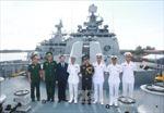 Tàu Hải quân Ấn Độ thăm thành phố Hải Phòng