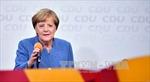 Điện mừng bà Angela Merkel giành thắng lợi trong cuộc bầu cử Quốc hội Đức