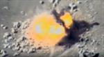 Xem loạt video không quân Nga dội bom khủng bố ở Syria