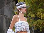 Con gái Cindy Crawford 'khuynh đảo' các tuần lễ thời trang quốc tế