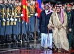 Tổng thống Nga và Quốc vương Saudi Arabia thảo luận nhiều vấn đề quốc tế quan trọng