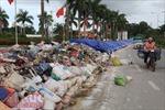 Bịt mũi, nín thở khi vào thị xã Sơn Tây, Hà Nội