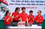 Thi tìm hiểu về biển, đảo Việt Nam