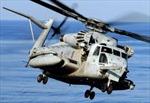 Rơi máy bay vận tải quân sự Mỹ tại Nhật Bản