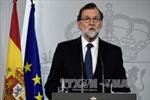 Thủ tướng Tây Ban Nha xem xét mọi lựa chọn đối với vùng Catalonia