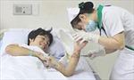 Nối thành công cẳng tay gần đứt lìa cho nam bệnh nhân 28 tuổi
