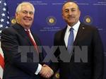 Mỹ-Thổ Nhĩ Kỳ nhất trí gặp nhau giải quyết khủng hoảng