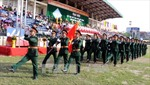 Đại hội Thể dục Thể thao tỉnh Bắc Giang lần thứ VIII năm 2017