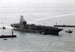 Hàn Quốc, Mỹ tập trận hải quân quy mô lớn