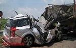 Ô tô con đâm xe container, lái xe tử vong tại chỗ