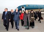 Chủ tịch Quốc hội bắt đầu thăm chính thức Cộng hòa Kazakhstan