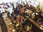 'Cơn sốt' lan truyền: Đoạn phố có đến hàng chục quán trà sữa chen chân