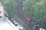 Thời tiết tối 18, ngày 19/10: Không khí lạnh gây mưa trên diện rộng