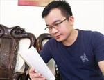 Viết tiếp những hoài bão của nhà báo Đinh Hữu Dư