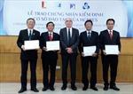Bốn trường đại học Việt Nam được trao chứng nhận kiểm định quốc tế