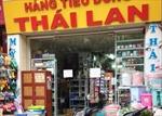 'Giải mã' cơn lốc nhập siêu hàng hóa từ Thái Lan