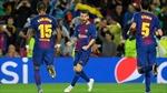 Messi gia nhập câu lạc bộ 100 bàn thắng tại các giải đấu châu Âu cùng Ronaldo