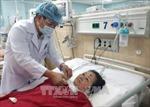 Cứu sống bệnh nhân bị ngưng tim do viêm đa gốc rễ thần kinh vận động và cảm giác