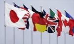 Các Bộ trưởng Nội vụ G7 thảo luận vấn đề chống khủng bố