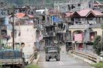 Philippines giải phóng thành phố Marawi, Indonesia thắt chặt an ninh biên giới