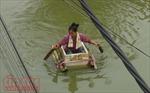 Người dân Chương Mỹ vẫn vật lộn trong ngập lụt và ô nhiễm