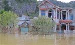 Bộ Y tế cấp thuốc và phao cứu sinh cho các tỉnh bị lũ lụt