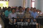 Vụ 7 thanh tra giao thông ở Cần Thơ nhận hối lộ: Y án sơ thẩm 6/7 bị cáo