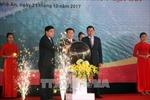 Phó Thủ tướng Vương Đình Huệ nhấn nút vận hành cầu cảng biển Vissai Nghệ An