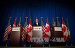 Mexico tin tưởng triển vọng tái đàm phán NAFTA